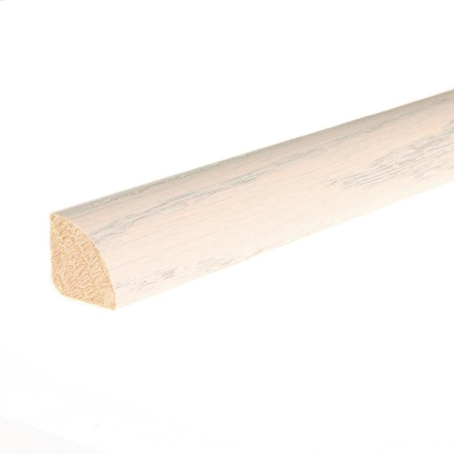 FLEXCO 0.75-in x 78-in Creekside Oak Quarter Round Floor Moulding