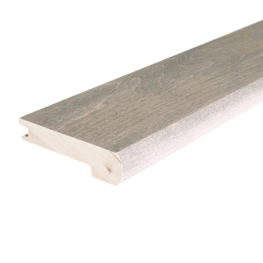 FLEXCO 2.75-in x 78-in Sterling Maple Stair Nose Floor Moulding