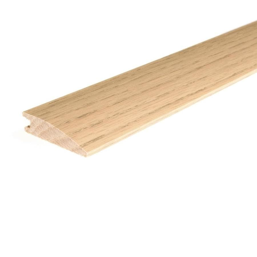 FLEXCO 2-in x 78-in Toasted Oak Reducer Floor Moulding