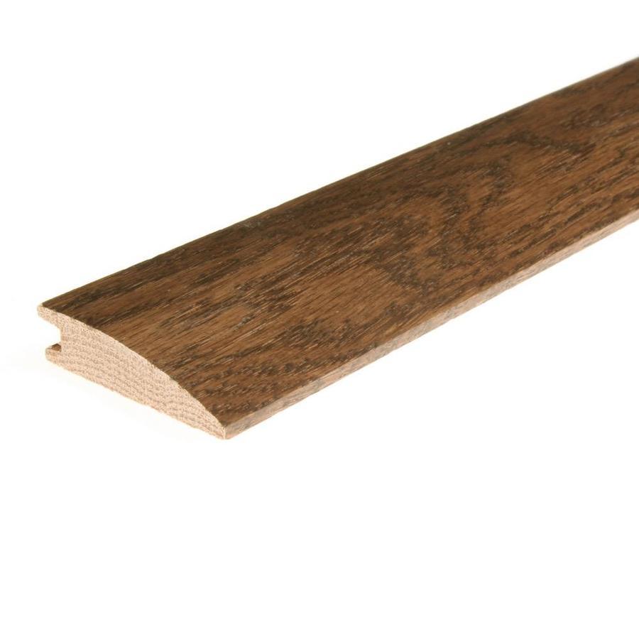 FLEXCO 2-in x 78-in Mayson Oak Reducer Floor Moulding