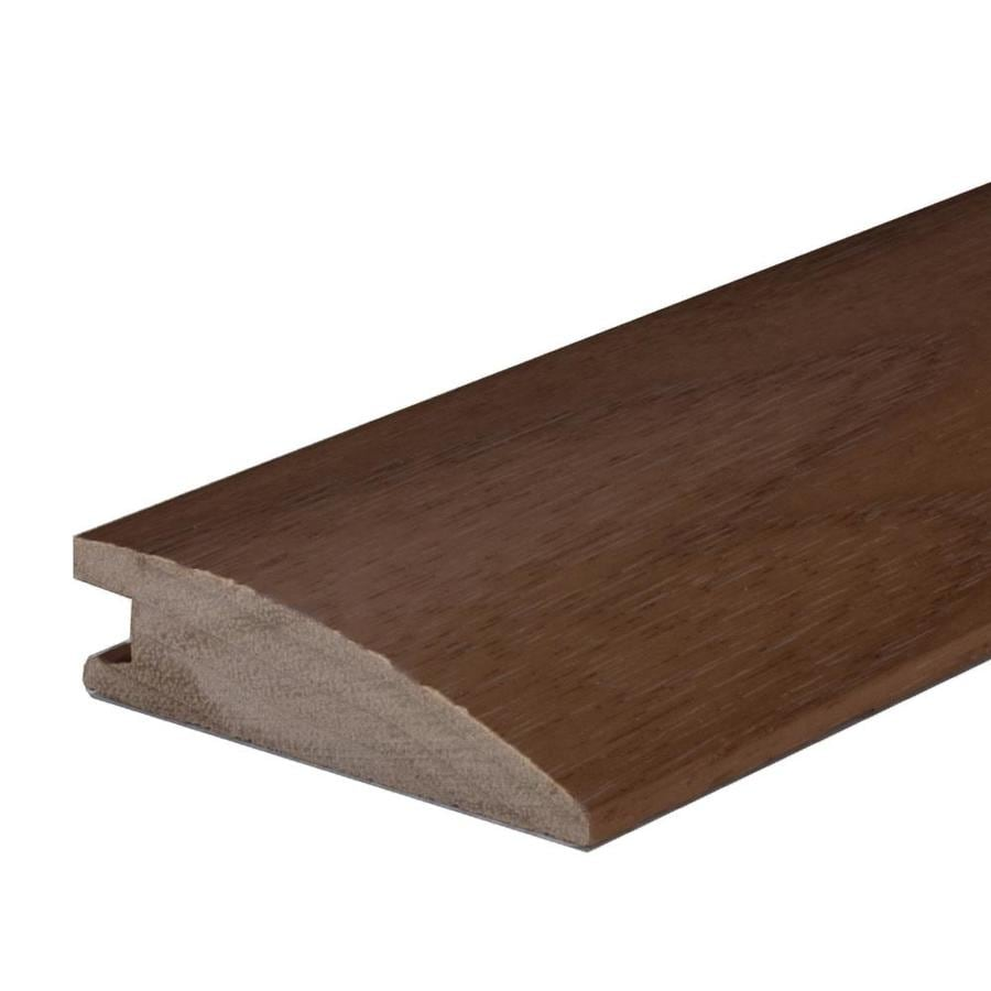 FLEXCO 1.5-in x 78-in Briarcliff Walnut Reducer Floor Moulding