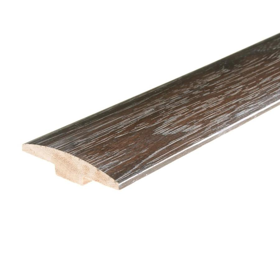 FLEXCO 2-in x 78-in Summit Hickory T-Moulding Floor Moulding
