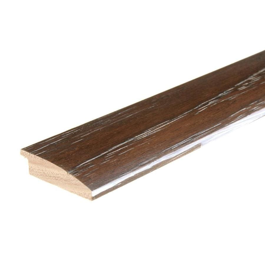 FLEXCO 1.5-in x 78-in Hickory Reducer Floor Moulding