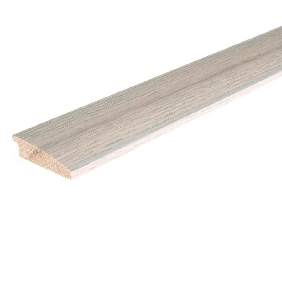 FLEXCO 1.5-in x 78-in Oak Reducer Floor Moulding
