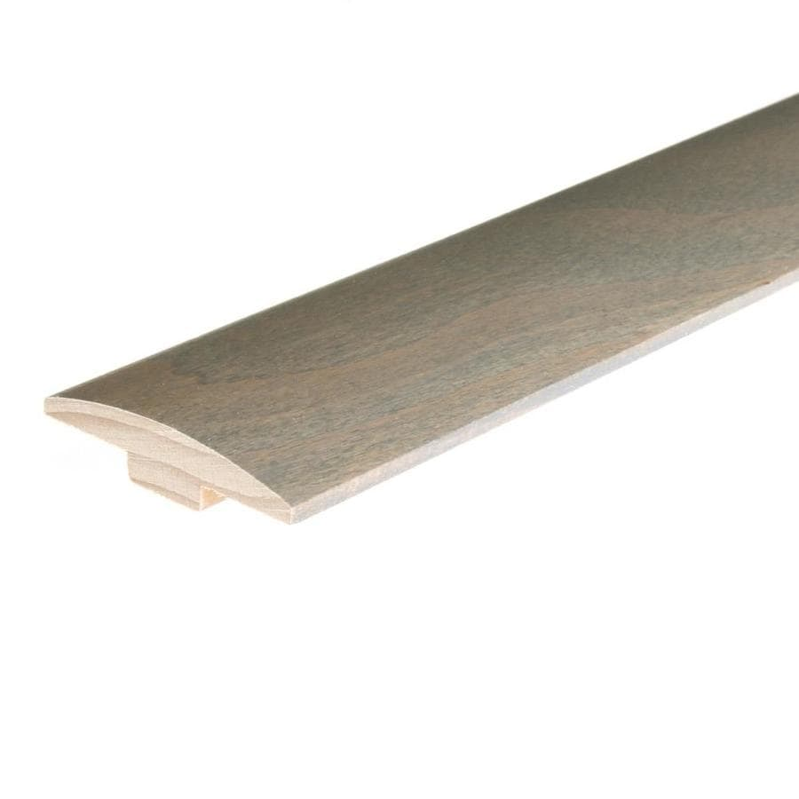 FLEXCO 2-in x 78-in Driftwood Birch T-Moulding Floor Moulding