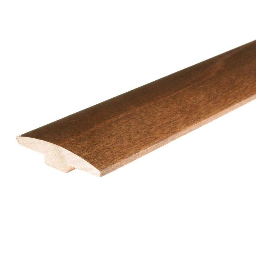 FLEXCO 2-in x 78-in Nutmeg Birch T-Moulding Floor Moulding
