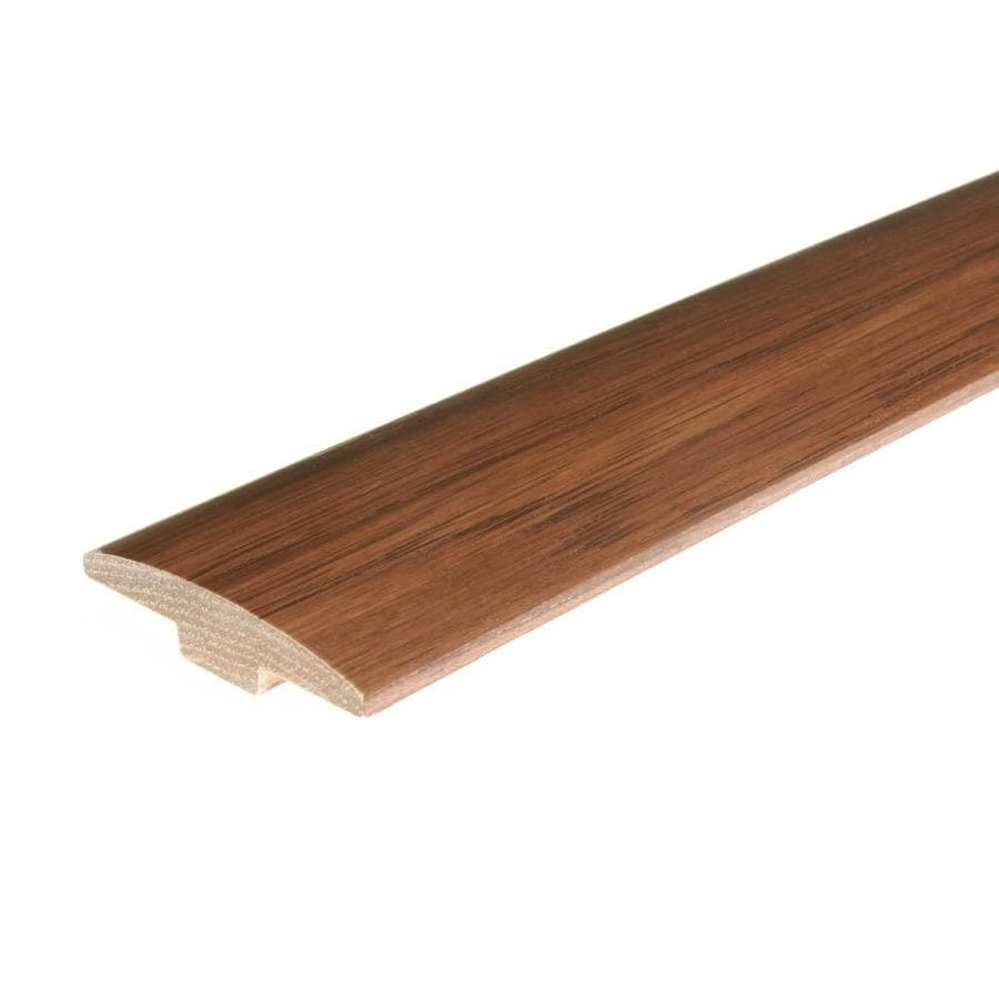 FLEXCO 2-in x 78-in Molasses Hickory T-Moulding Floor Moulding