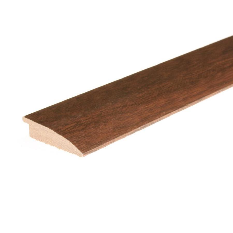 FLEXCO 1.5-in x 78-in Dark Amber/Chestnut Acacia Reducer Floor Moulding