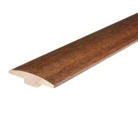 Solid wood Sapele Floor Moulding at Lowes com