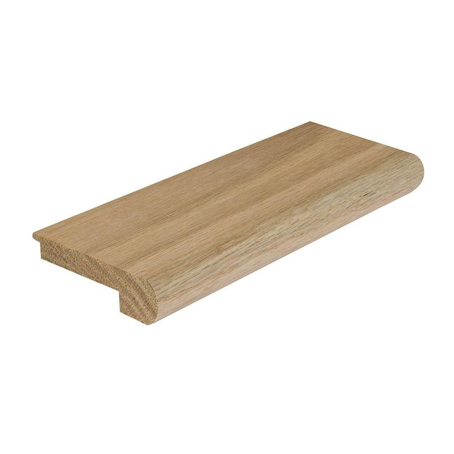 FLEXCO 2.75-in x 78-in Oak Stair Nose Floor Moulding
