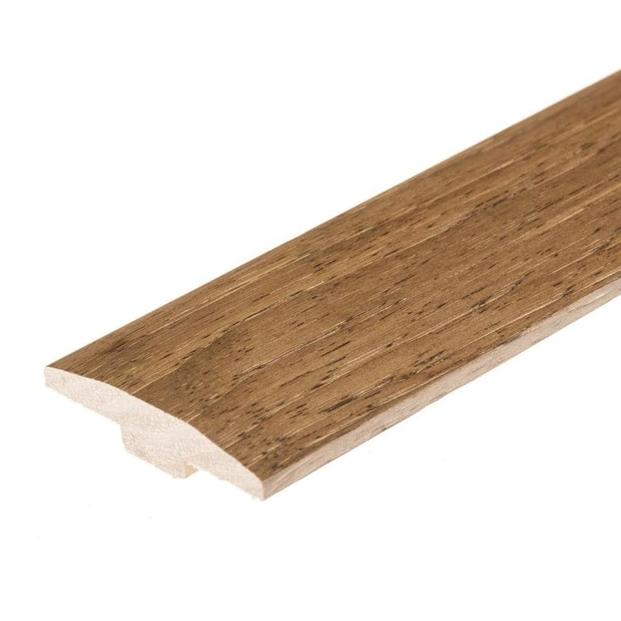 FLEXCO 2-in x 78-in Hickory T-Moulding Floor Moulding