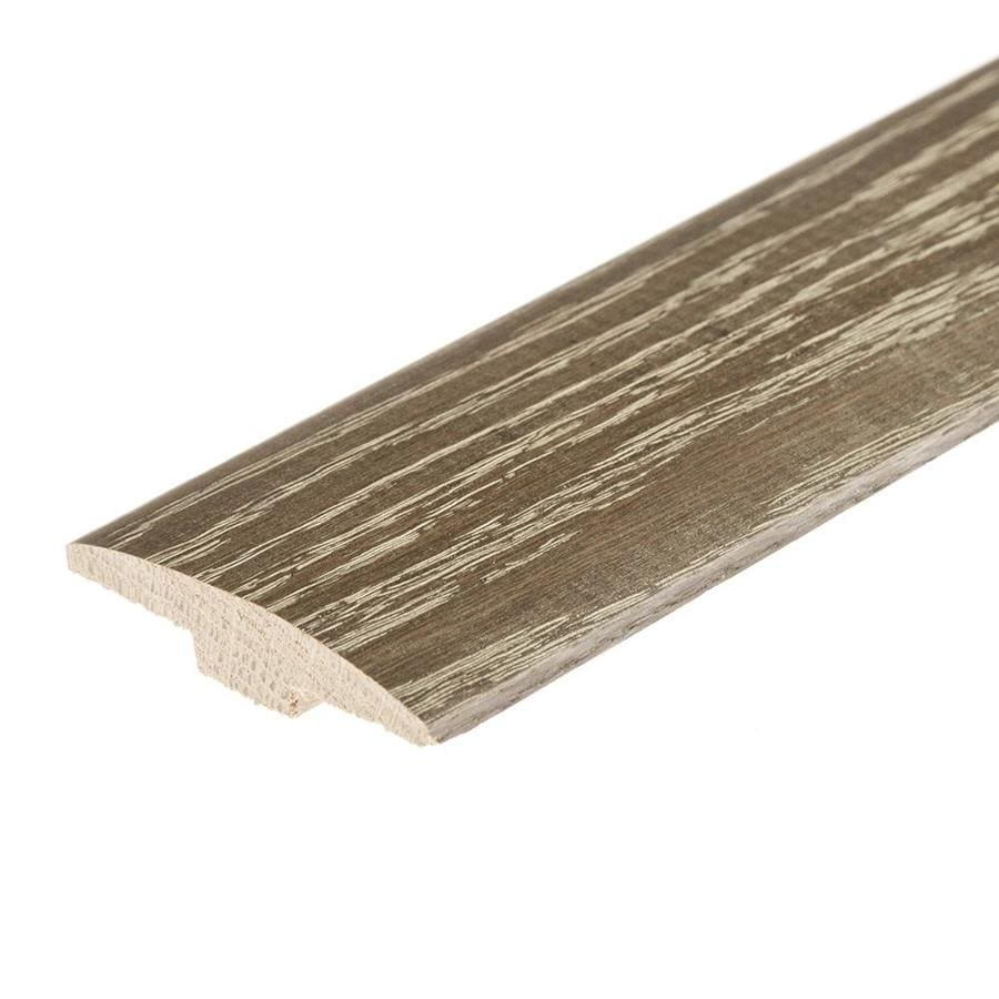FLEXCO 2-in x 78-in Bell Tower Oak Floor T-Moulding