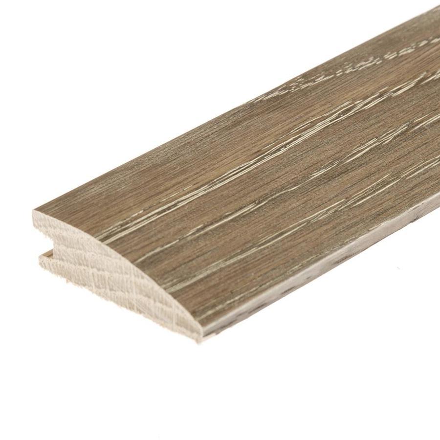 FLEXCO 2-in x 78-in Bell Tower Oak Reducer Floor Moulding