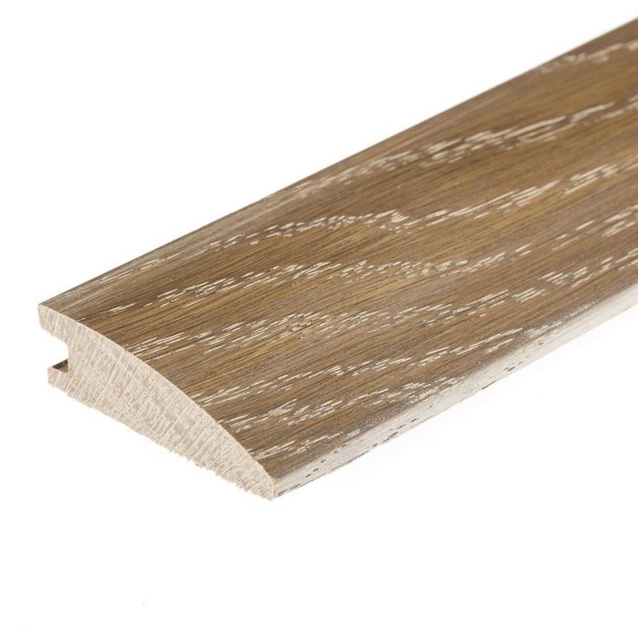 FLEXCO 2-in x 78-in Manor Oak Reducer Floor Moulding