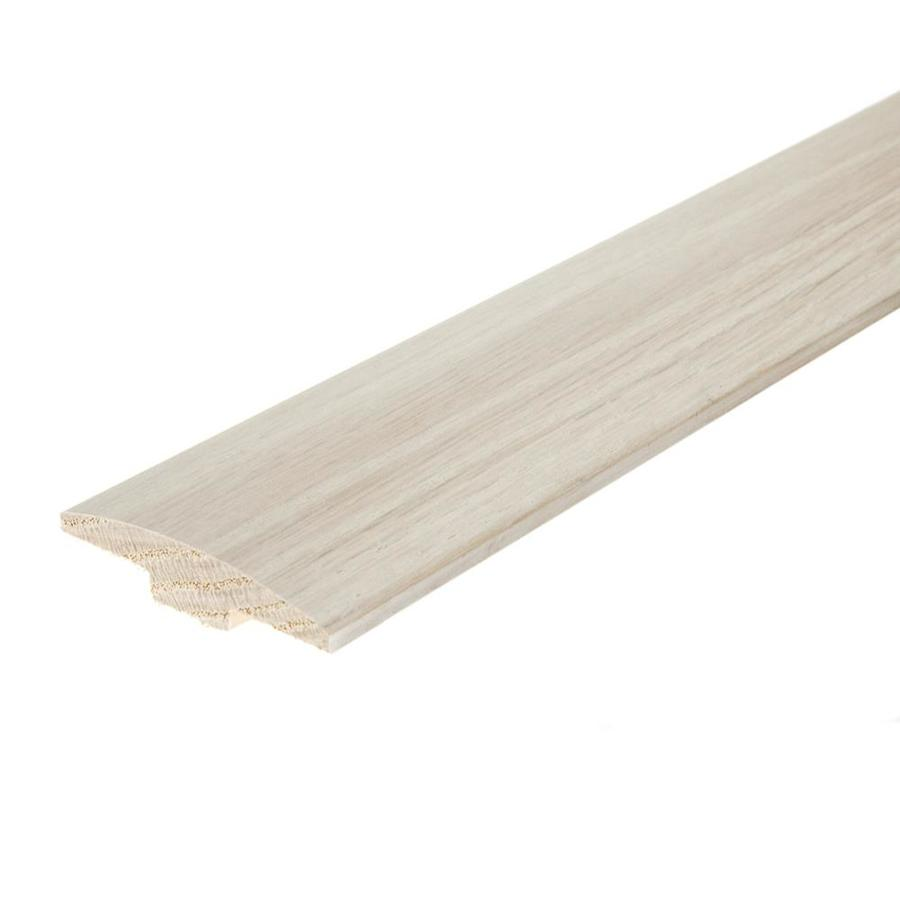 FLEXCO 2-in x 78-in Alabaster Oak Floor T-Moulding