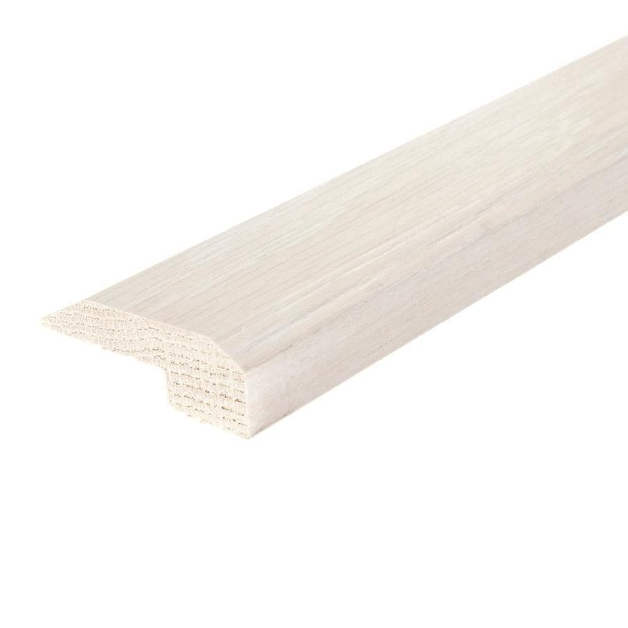 FLEXCO 2-in x 78-in Alabaster Oak Threshold Floor Moulding