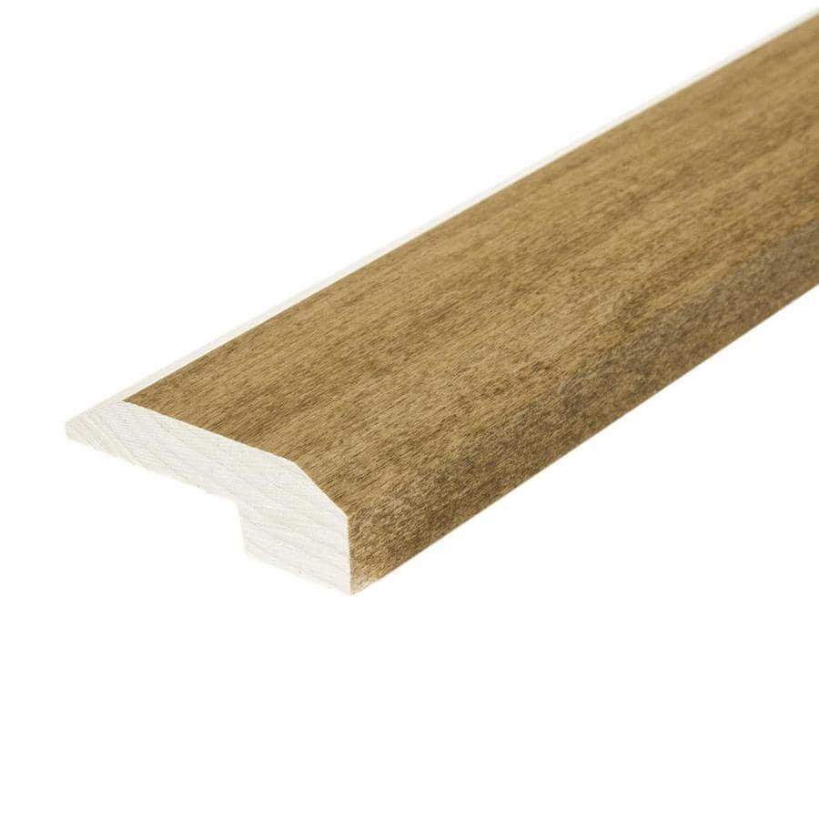 FLEXCO 2-in x 78-in Sandbank Maple Threshold Floor Moulding
