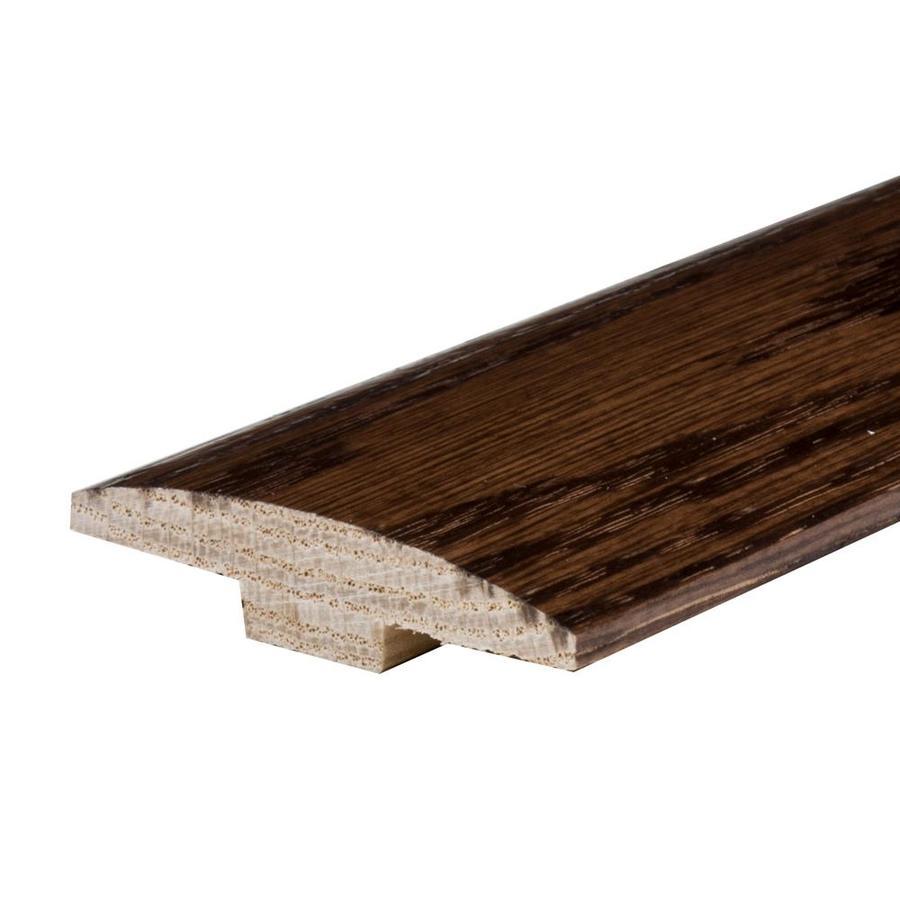 FLEXCO 2-in x 78-in Tapenade Red Oak T-Moulding Floor Moulding