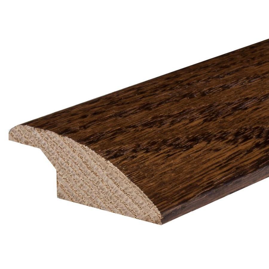 FLEXCO 2.125-in x 78-in Tapenade Red Oak Reducer Floor Moulding