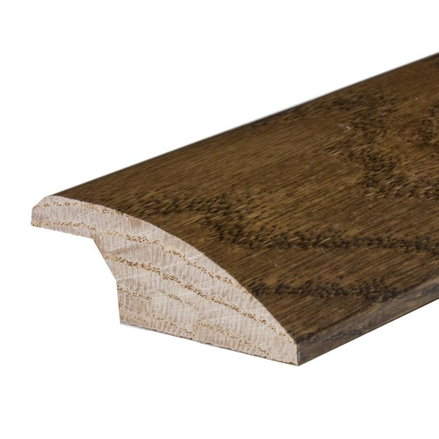 FLEXCO 2.125-in x 78-in Riverton Red Oak Reducer Floor Moulding