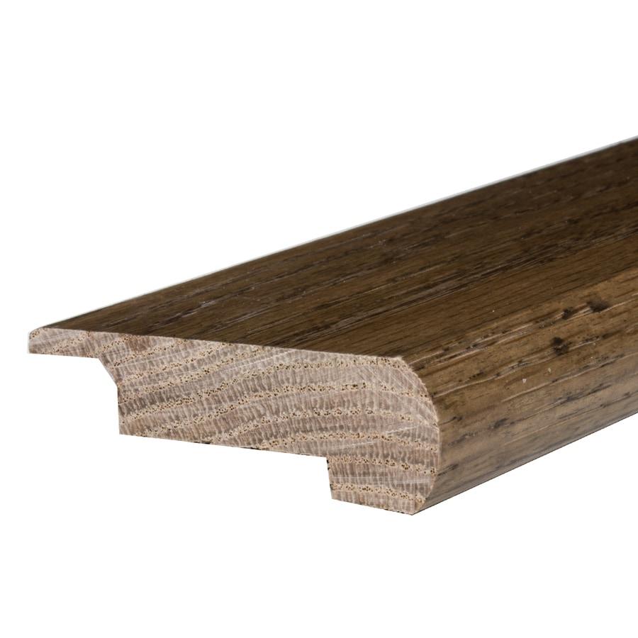 FLEXCO 2.75-in x 78-in Riverton Red Oak Stair Nose Floor Moulding