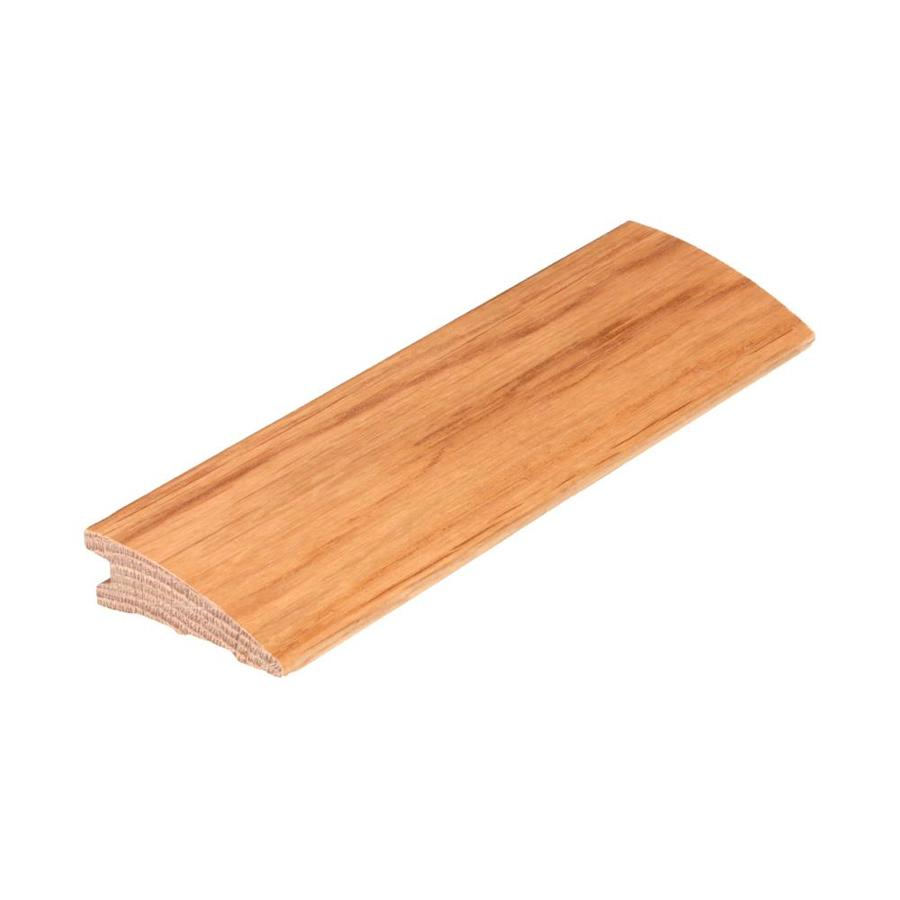 FLEXCO 2.25-in x 78-in Spice White Oak Reducer Floor Moulding