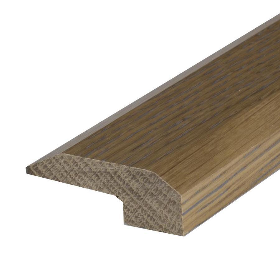 FLEXCO 2.125-in x 78-in Natural Gray Oak Threshold Floor Moulding