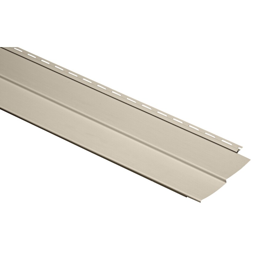 Durabuilt Traditional Wicker Vinyl Siding Panel 8-in x 150-in