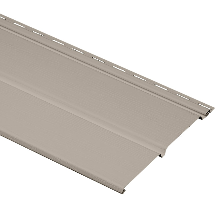 Durabuilt 10-in x 144-in Stone Clay Soffit