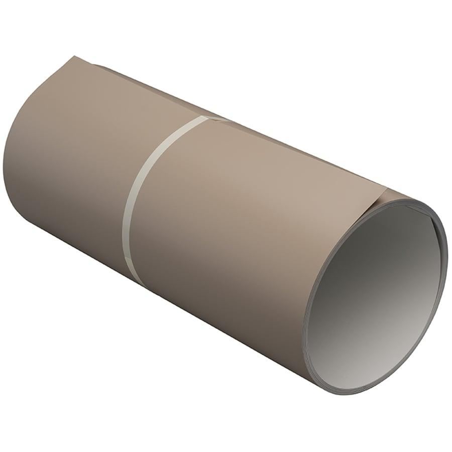 NAPCO 24-in x 600-in Pebblestone Clay Trim Coil Metal Siding Trim
