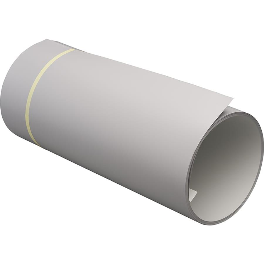 NAPCO 24-in x 600-in Sterling Gray Trim Coil Metal Siding Trim