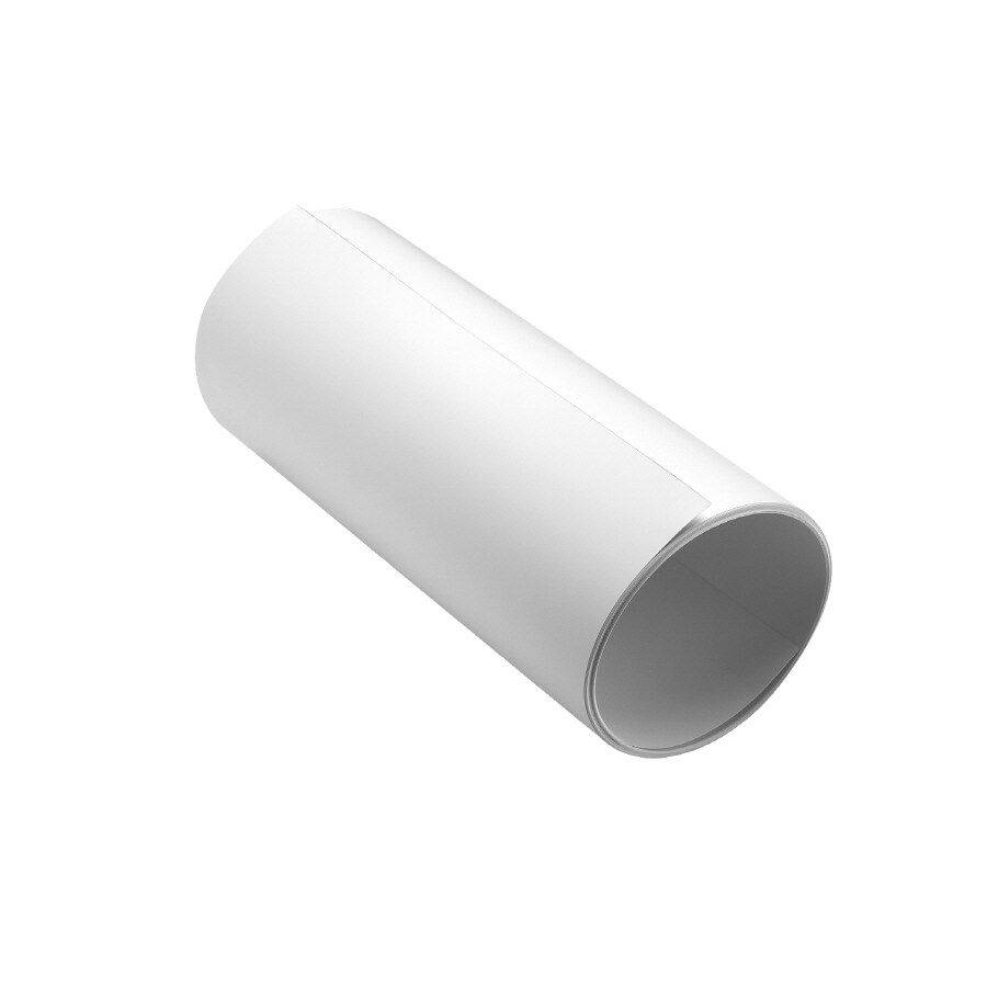 Durabuilt 100 24 In X 600 In White Trim Coil Metal Siding