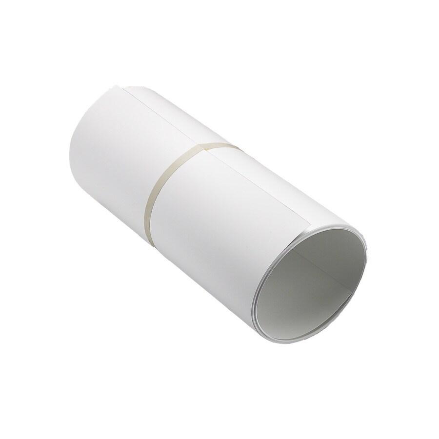 24-in x 600-in White Trim Coil Metal Siding Trim
