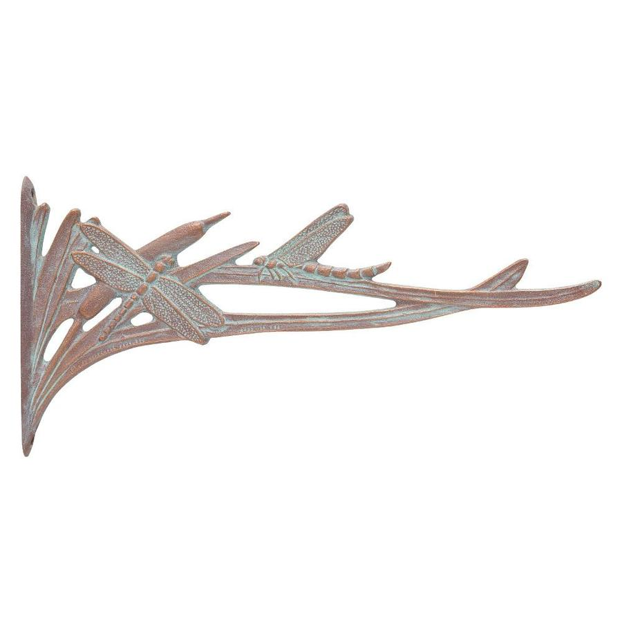 Whitehall 16-in Copper Verdi Aluminum Traditional Plant Hook