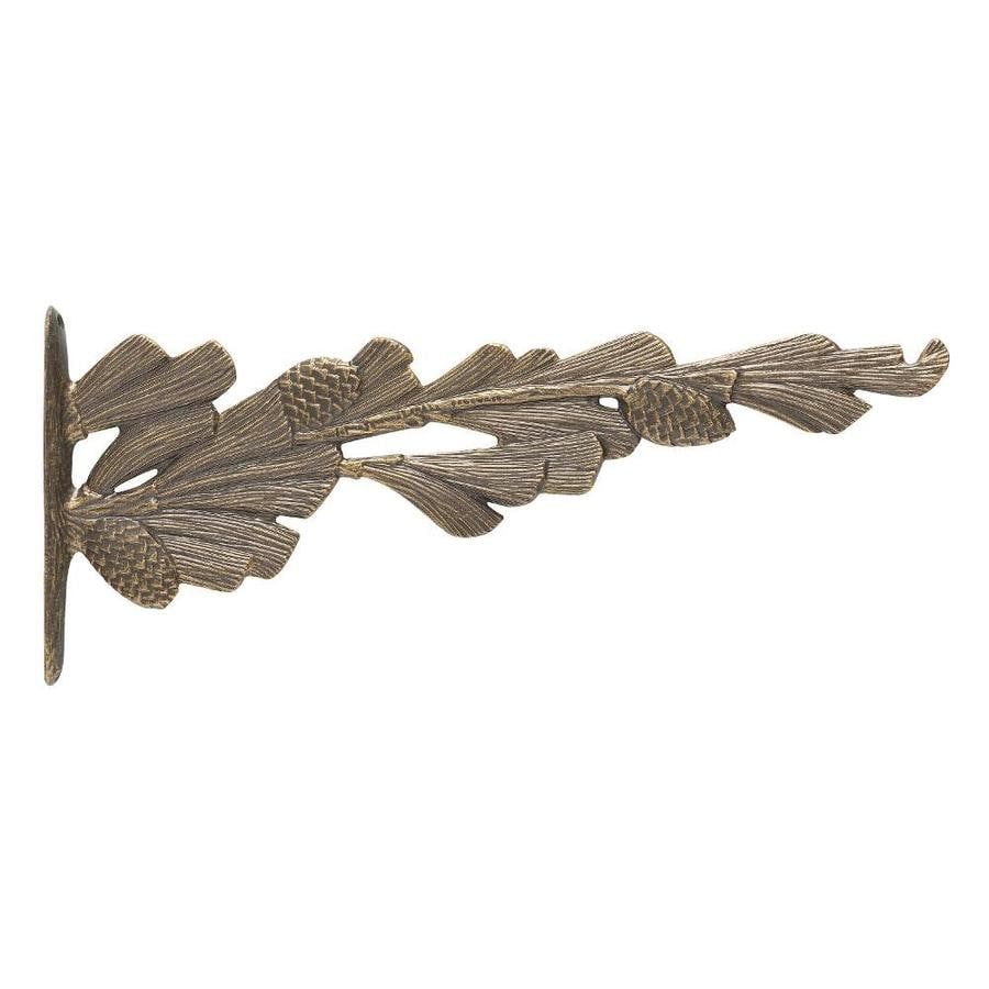 Whitehall 16-in French Bronze Aluminum Traditional Plant Hook