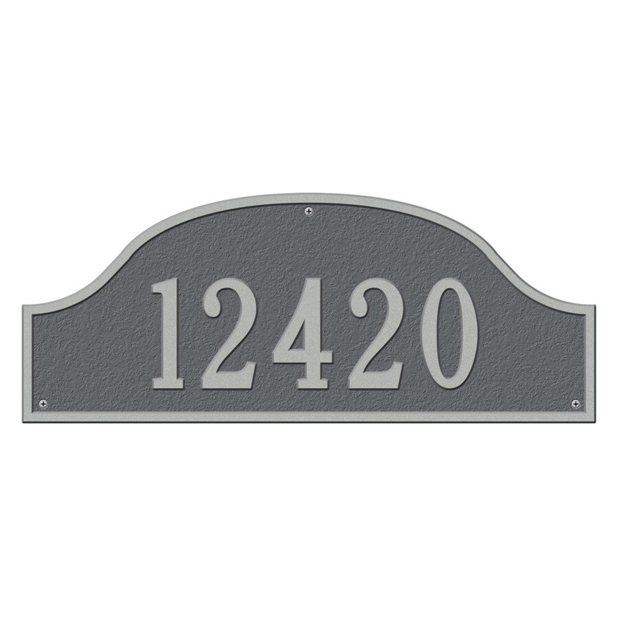 Whitehall 9.5-in x 23.75-in Plaque