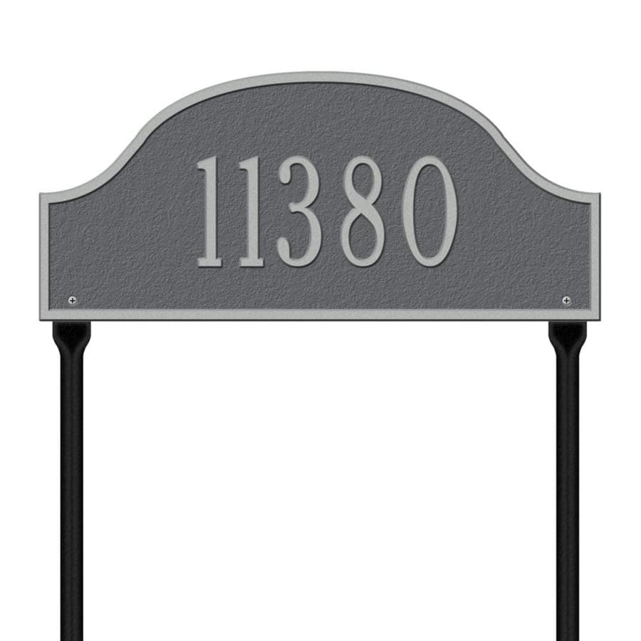 Whitehall 24-in x 15.75-in Plaque