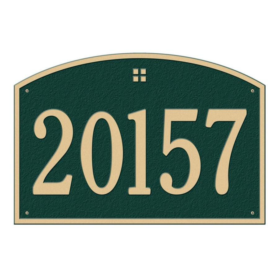 Whitehall 14-in x 20.5-in Plaque