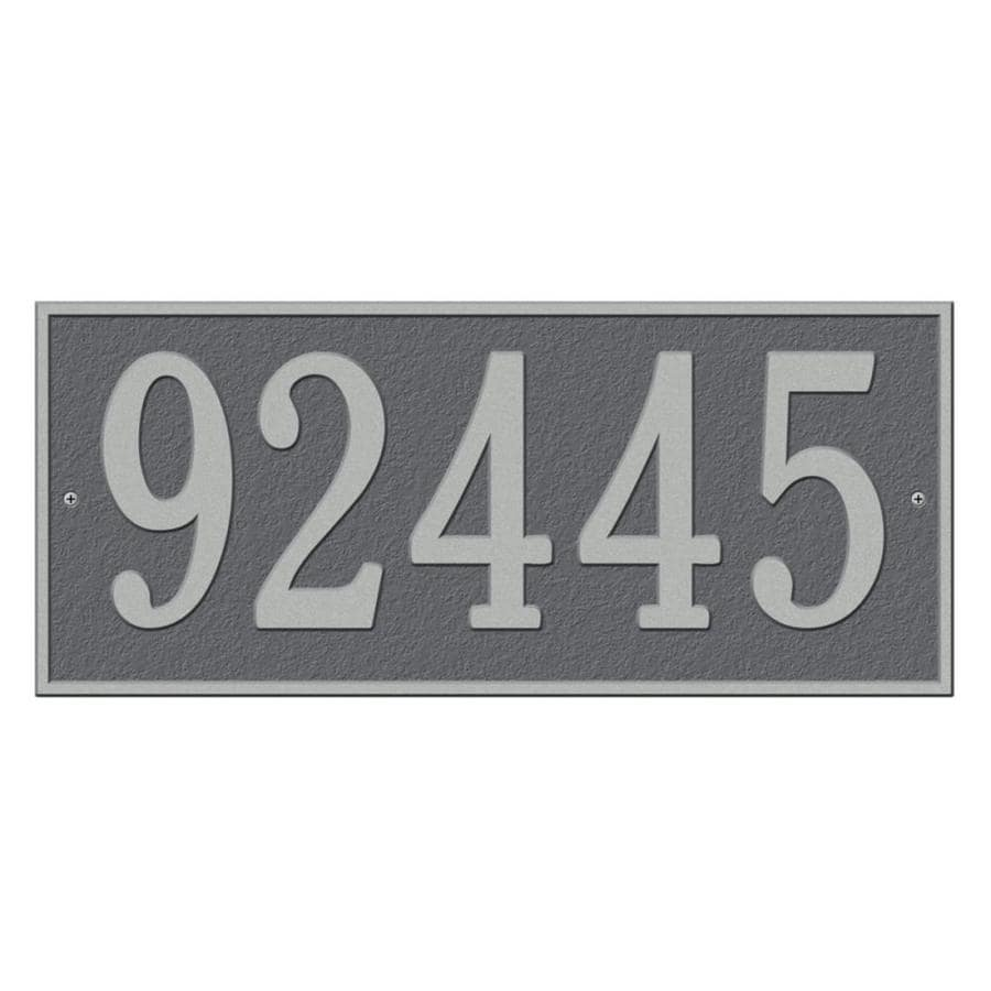 Whitehall 10-in x 23.25-in Plaque