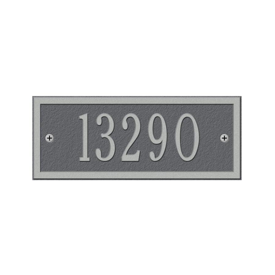 Whitehall 3.5-in x 8.75-in Plaque