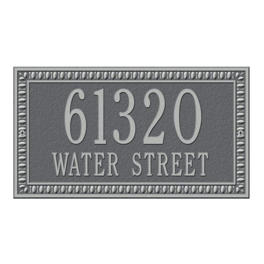 Whitehall 7.25-in x 13-in Plaque