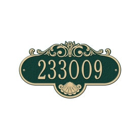 a6be22b1723 Whitehall 4.5-in Aged Bronze House Number