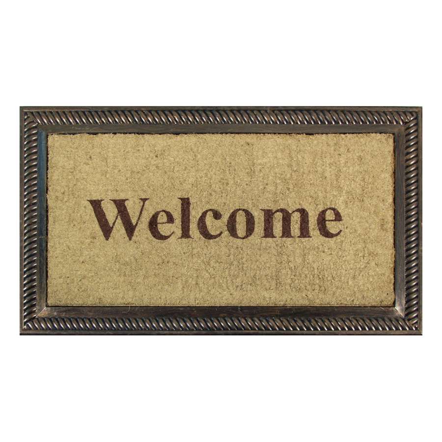 Whitehall Door Mat (Actual: 24-in x 39-in)