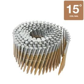 Hitachi 3-1/4-in 15-Degree Pneumatic Framing Nails (2400-Count)