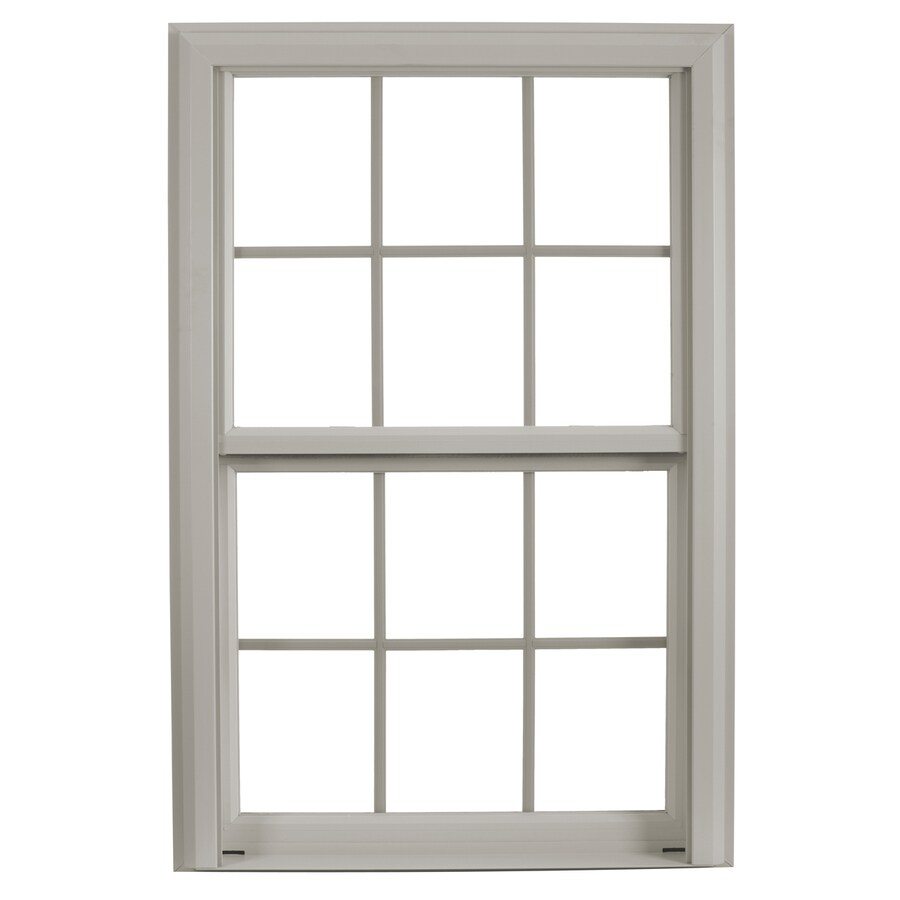 Shop reliabilt 3900 vinyl double pane single strength for Best replacement windows