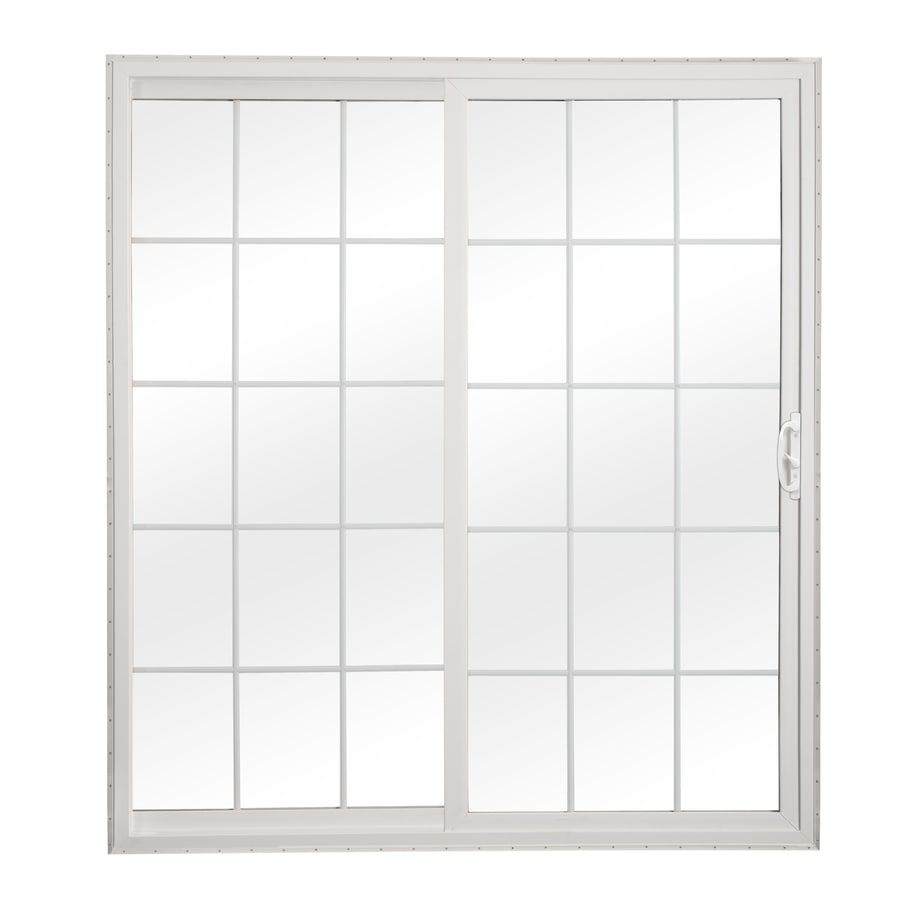 Shop Reliabilt 70 75 In X 79 5 In Grilles Between The