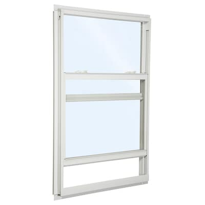 Reliabilt 85 Aluminum New Construction White Exterior Single