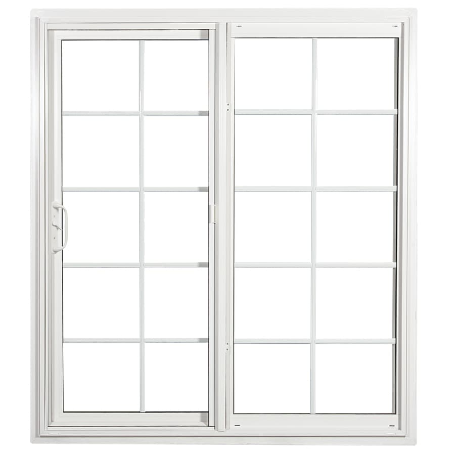 Shop Reliabilt Grilles Between The Glass White Vinyl