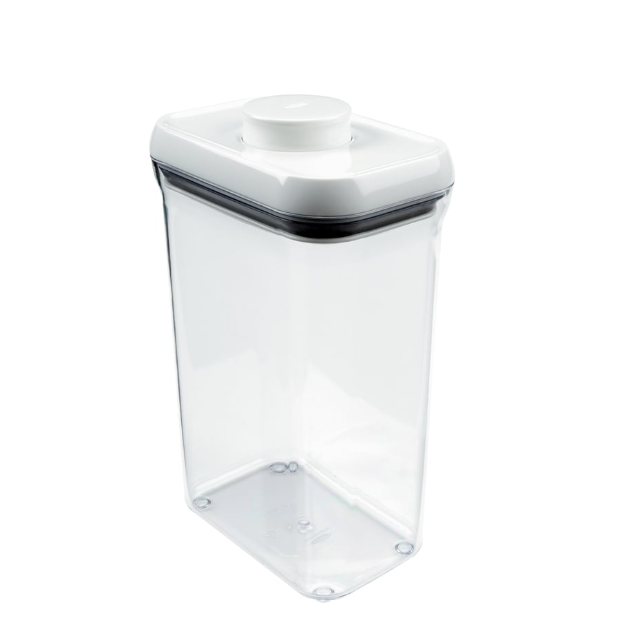 Oxo Plastic Food Storage Container At Lowes Com