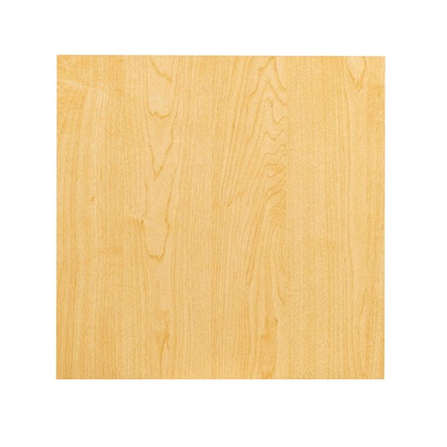 KraftMaid 16.73-in W x 0.75-in H x 16.44-in D Natural Birch Cabinet Shelf Kit